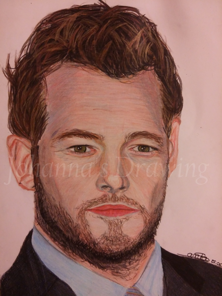 Chris Pratt por johannasdrawing